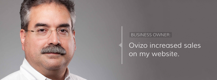 ovizo-website-increased-sales